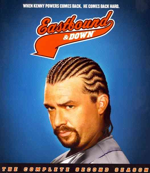 EASTBOUND & DOWN:COMPLETE SECOND SSN BY EASTBOUND & DOWN (Blu-Ray)